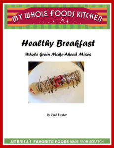 Healthy Breakfast Cookbook