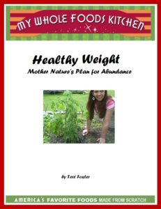 Healthy Weight Cookbook