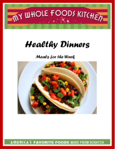 3 - Healthy Dinners