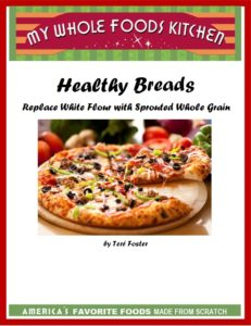 Healthy Breads Cookbook