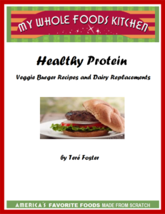 Healthy Protein Cookbooks